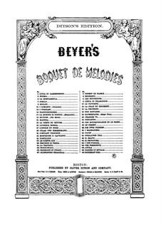 Bouquet de Mélodies, Op.42: Guillaume Tell by Ferdinand Beyer