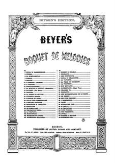Bouquet de Mélodies, Op.42: La Traviata by Ferdinand Beyer
