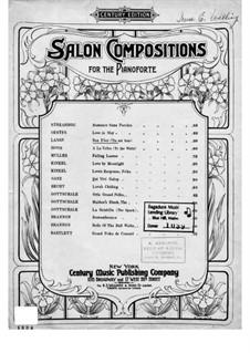 Fantasien über beliebte Lieder, Op.171: No.23 'Tis not True by Gustav Lange