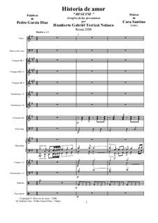 Historia de amor. Beguine. Santino Cara - P.G. Diaz, CS511: Historia de amor. Beguine. Santino Cara - P.G. Diaz by Santino Cara