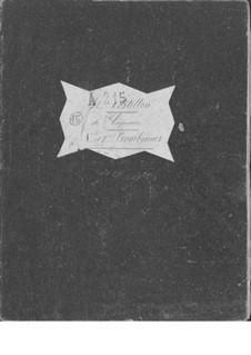 Le postillon de Lonjumeau (The Coachman of Lonjumeau): Trombone I-II parts by Adolphe Adam