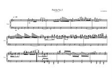 Jazz Partita No.3 for piano, MVWV 307: Jazz Partita No.3 for piano by Maurice Verheul
