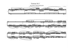 Tristesse No.5 for piano, MVWV 504: Tristesse No.5 for piano by Maurice Verheul