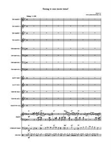 Swing it one more time!: Swing it one more time! by Andreas Häberlin
