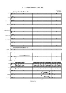 Cloudburst Overture: Cloudburst Overture by Jordan Grigg