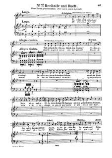 Complete Opera: Akt II, Nr.7b-9 by Vincenzo Bellini