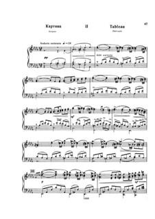 Raimonda, Op.57: Akt I, Szenen II, III für Klavier by Alexander Glazunov