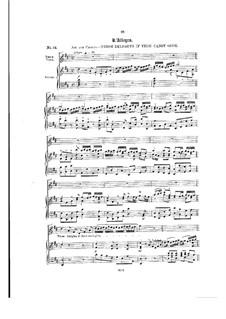 L'Allegro, il Penseroso, ed il Moderato, HWV 55: No.34 by Georg Friedrich Händel
