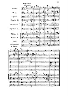 Sinfonie Nr.88 in G-Dur, Hob.I/88: Teil III by Joseph Haydn