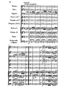 Sinfonie Nr.88 in G-Dur, Hob.I/88: Teil IV by Joseph Haydn