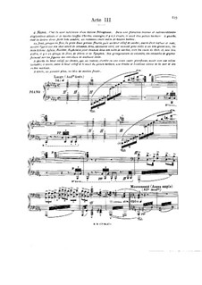 Ariane: Akt III by Jules Massenet