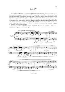 Ariane: Acts IV-V by Jules Massenet