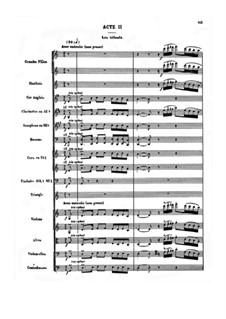 Werther: Akt II by Jules Massenet