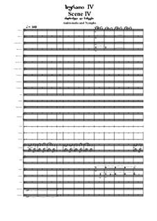 Andromeda's Adventure, Op.18: Scene IV by Nino Janjgava