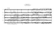 Fanfare for brass band No.1, MVWV 217: Fanfare for brass band No.1 by Maurice Verheul