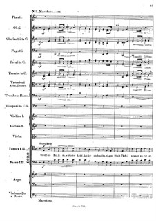 Antigone, Op.55: Nr.1-4 by Felix Mendelssohn-Bartholdy