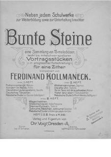 Bunte Steine, Heft I: Bunte Steine, Heft I by Ferdinand Kollmaneck