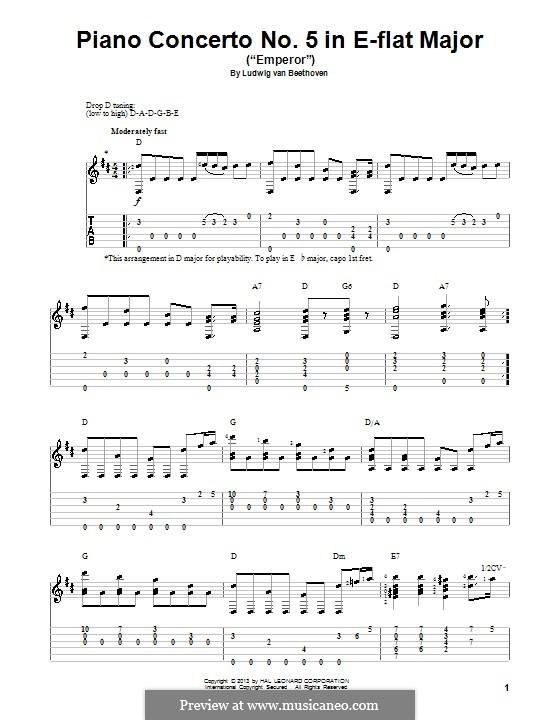Fragmente: Für Gitarre mit Tab by Ludwig van Beethoven