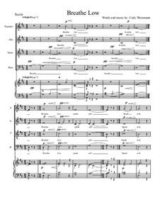 Breathe Low, Op.2: Breathe Low by Cody Weinmann