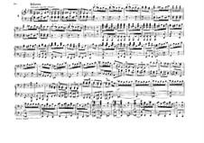 Scherzo: Für Klavier, vierhändig by Felix Mendelssohn-Bartholdy