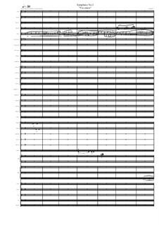 Symphony No.2, MVWV 574: Symphony No.2 by Maurice Verheul