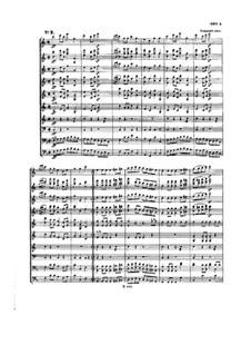 Marsch für Militärmusik Nr.2 in F-Dur, WoO 19: Marsch für Militärmusik Nr.2 in F-Dur by Ludwig van Beethoven