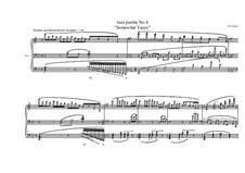 Jazz Partita No.4 for piano, MVWV 333: Jazz Partita No.4 for piano by Maurice Verheul