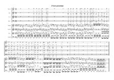 Magnificat, RV 610: Teil IV 'Fecit potentiam' by Antonio Vivaldi