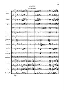 Vollständige Oper: Akt II by Jacques Offenbach