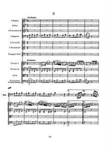 Sinfonie Nr.101 in D-Dur 'Die Uhr', Hob.I/101: Teil II by Joseph Haydn