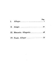 Sinfonie Nr.48 in C-Dur 'Maria Theresia', Hob.I/48: Vollpartitur by Joseph Haydn