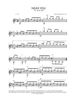 Near You, Op.257: Near You by Berndt Leopolder