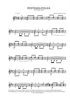 Postman-Polka, Op.259: Postman-Polka by Berndt Leopolder