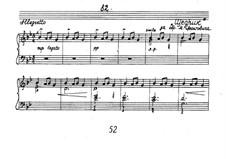 Carol of the Bells: Für Klavier by folklore