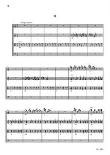 String Quartet No.1, B18: String Quartet No.1 by Colin Bayliss