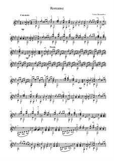 Togliatti Suite: Romance in A Major by Vitali Barannikov