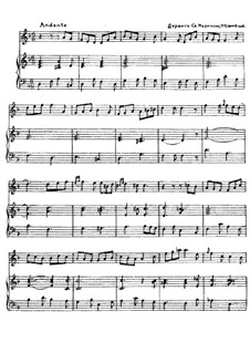 Vokalise No.11: Vokalise No.11 by Francesco Durante