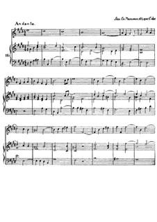 Vocalization: Vocalization by Leonardo di Leo