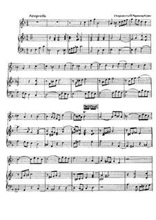 Vokalise: Vokalise by Alessandro Scarlatti