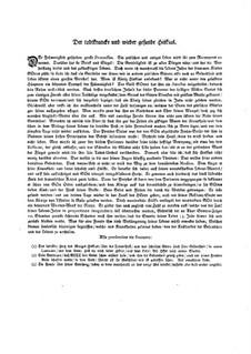 Musikalische Vorstellungen einiger biblischen Historien in sechs Sonaten: Sonate Nr.4 in c-Moll by Johann Kuhnau