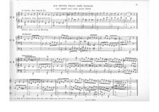 Leichtes Trios: Nr.1-10 by Jacques-Nicolas Lemmens