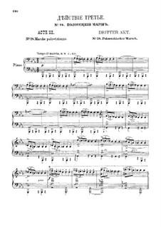Vollständiger Oper: Akt III by Alexander Porfiryevich Borodin