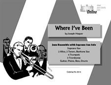 Where I've Been: Where I've Been by Joseph Hasper