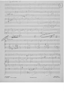 Sonatine Nr.1 für Violine und Klavier: Skizzen by Ernst Levy