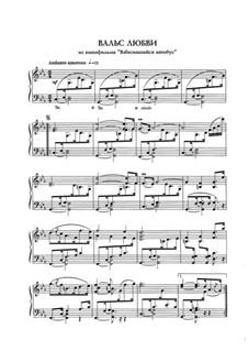 Waltz of Love: Waltz of Love by Eugen Doga