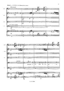 Le temple de la Gloire, RCT 59: Prolog by Jean-Philippe Rameau