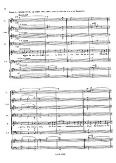 Les fêtes de Polymnie, RCT 39: Prolog, Szene I by Jean-Philippe Rameau