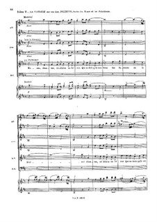 Les fêtes de Polymnie, RCT 39: Prolog, Szene II by Jean-Philippe Rameau