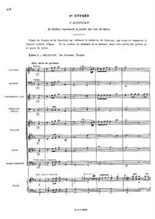 Les fêtes de Polymnie, RCT 39: Akt II, Szenen I-V by Jean-Philippe Rameau