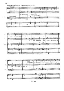 Les fêtes de Polymnie, RCT 39: Akt II, Szenen VI-VII by Jean-Philippe Rameau